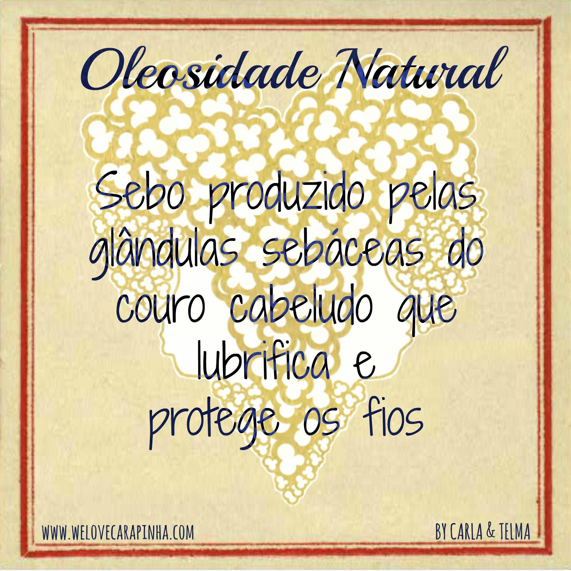 Oleosidade Natural