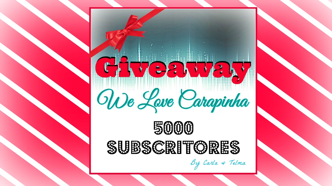 200. Giveaway 5000 subscritores