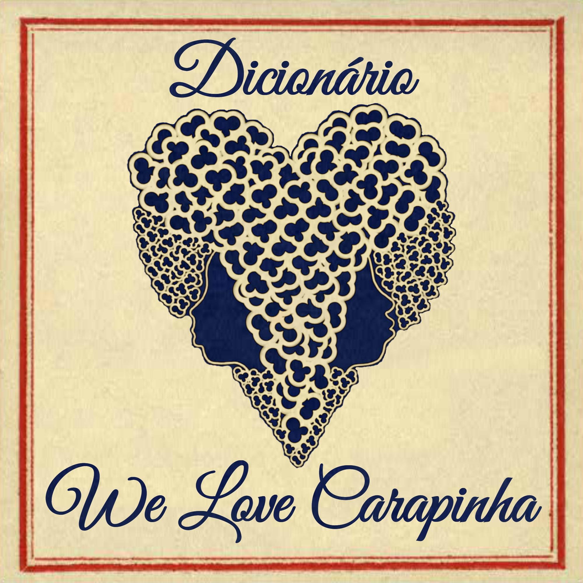 Dicionário We Love Carapinha