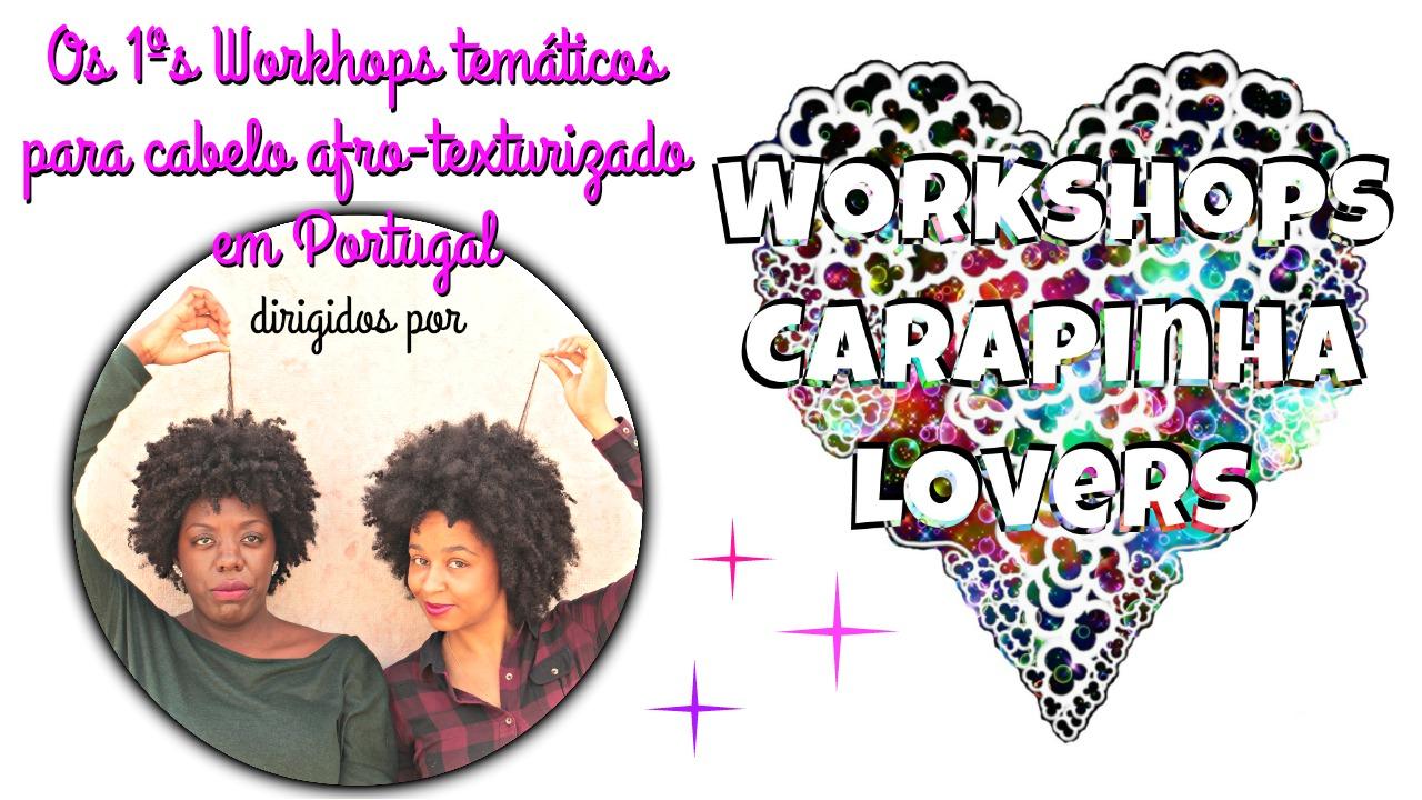 Workshops Carapinha Lovers