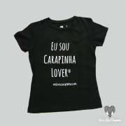 T-shirt Preta, tamanho M