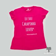 T-shirt Rosa, tamanho L