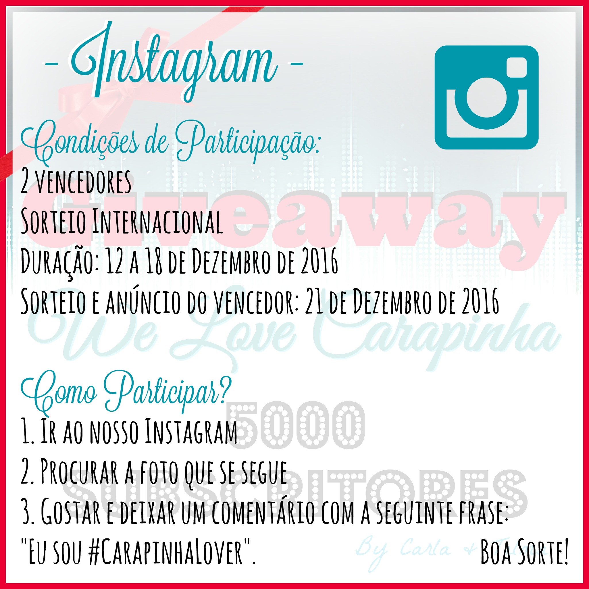 Como Participar Instagram