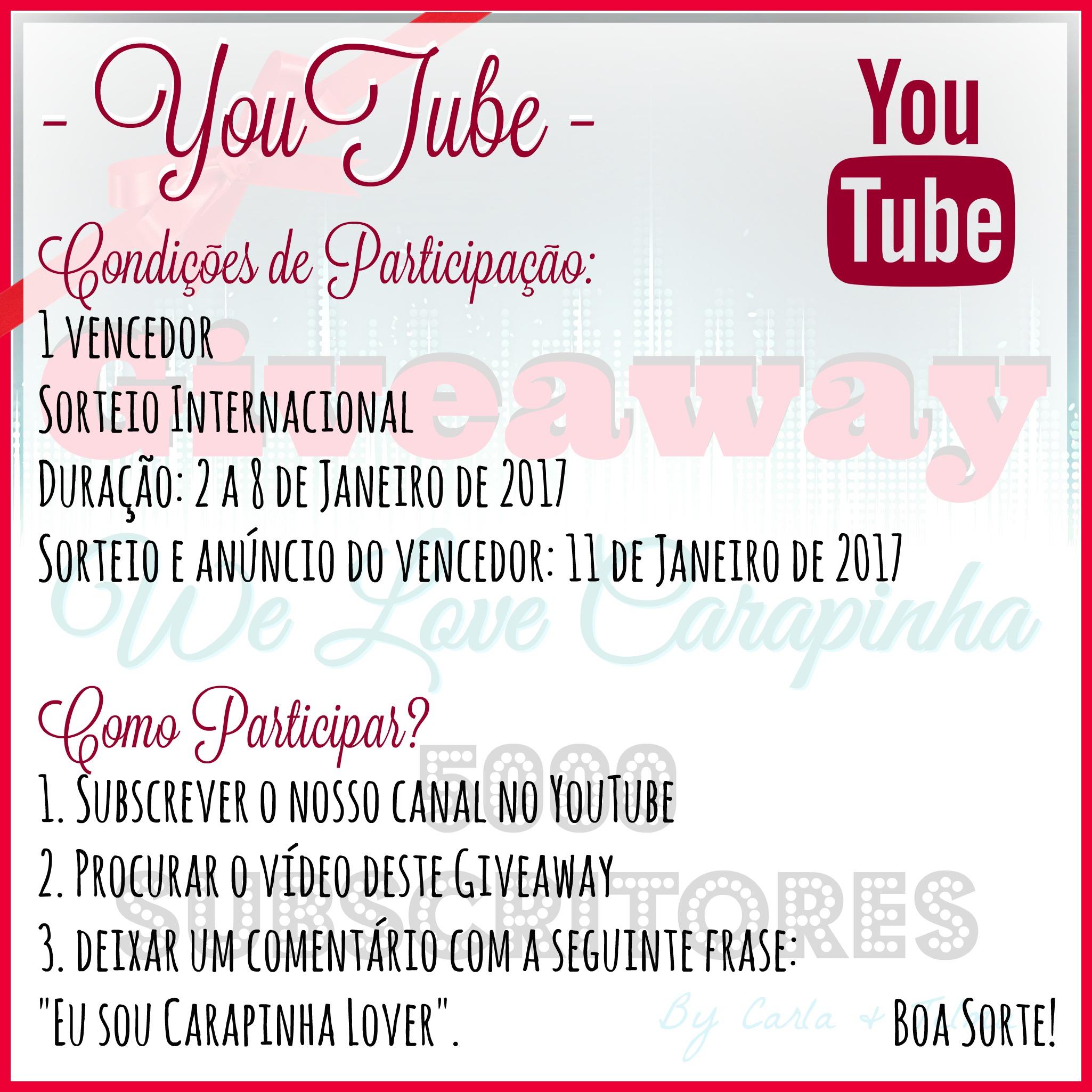 Como Participar YouTube
