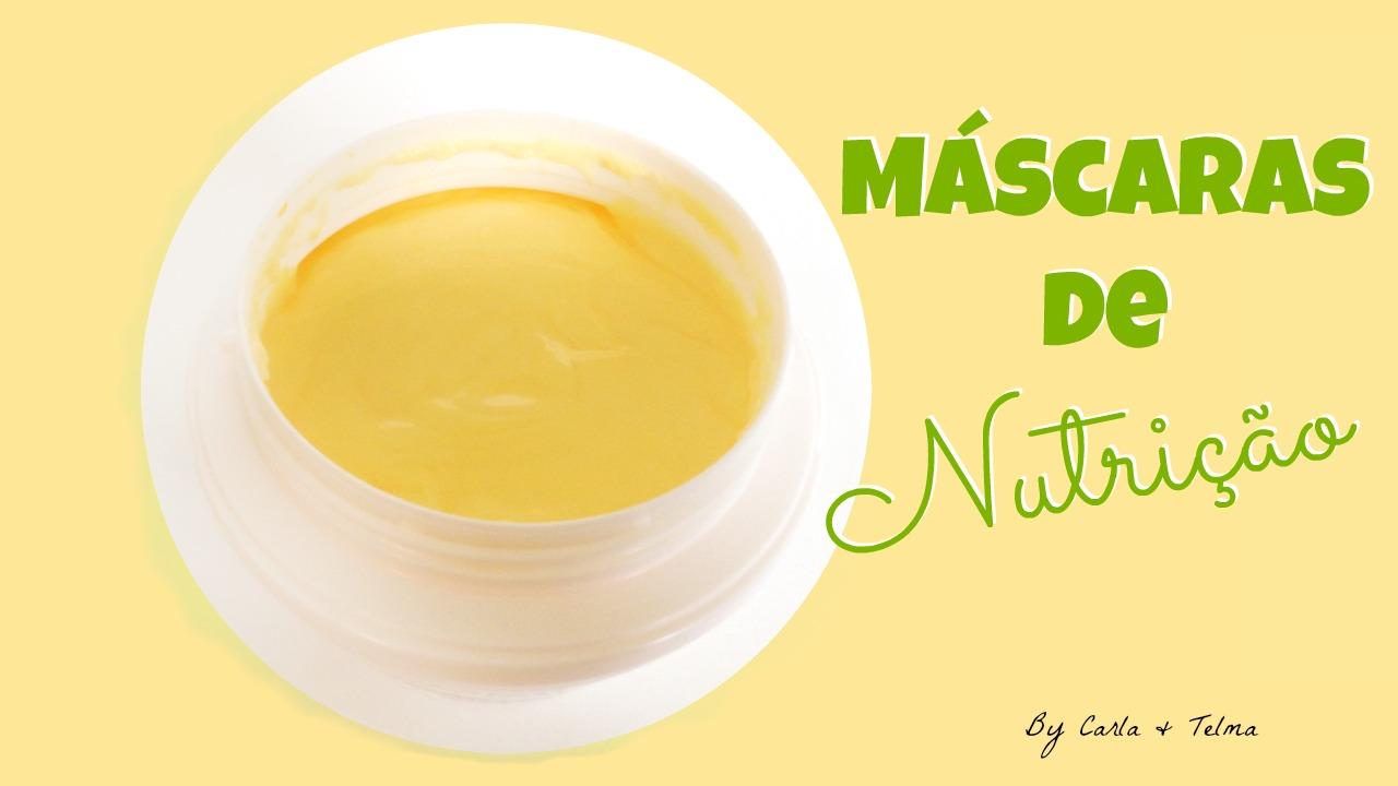 máscaras nutritivas